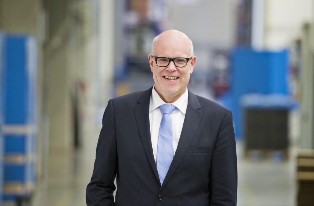 Der Abgang von Firmenchef Rainer Hundsdörfer kommt recht überraschend. Foto: EMB-Papst