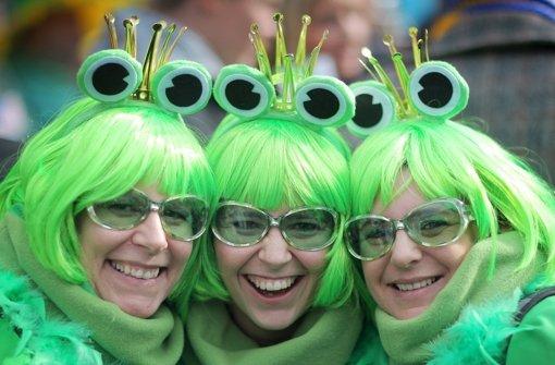 Pünktlicher Startschuss für den Karneval