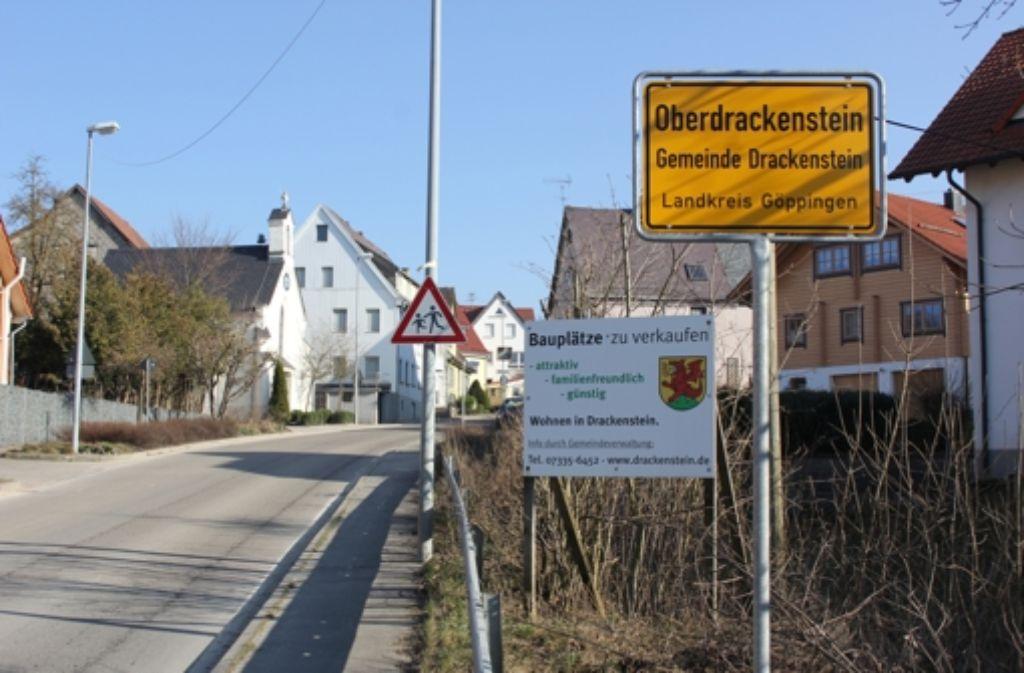 Drackenstein will selbstständig bleiben und wirbt daher um neue Einwohner. Foto: Pascal Thiel