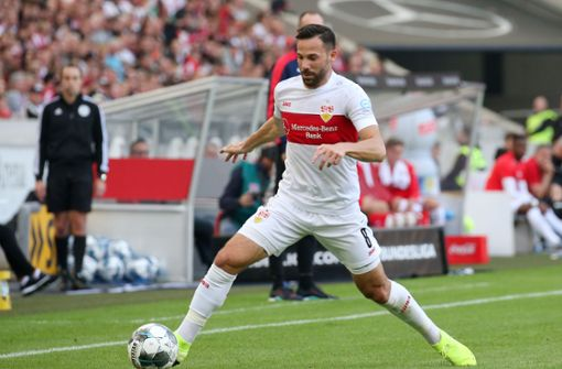 Ungewohnte Position für Castro – VfB erfindet neuen Linksverteidiger