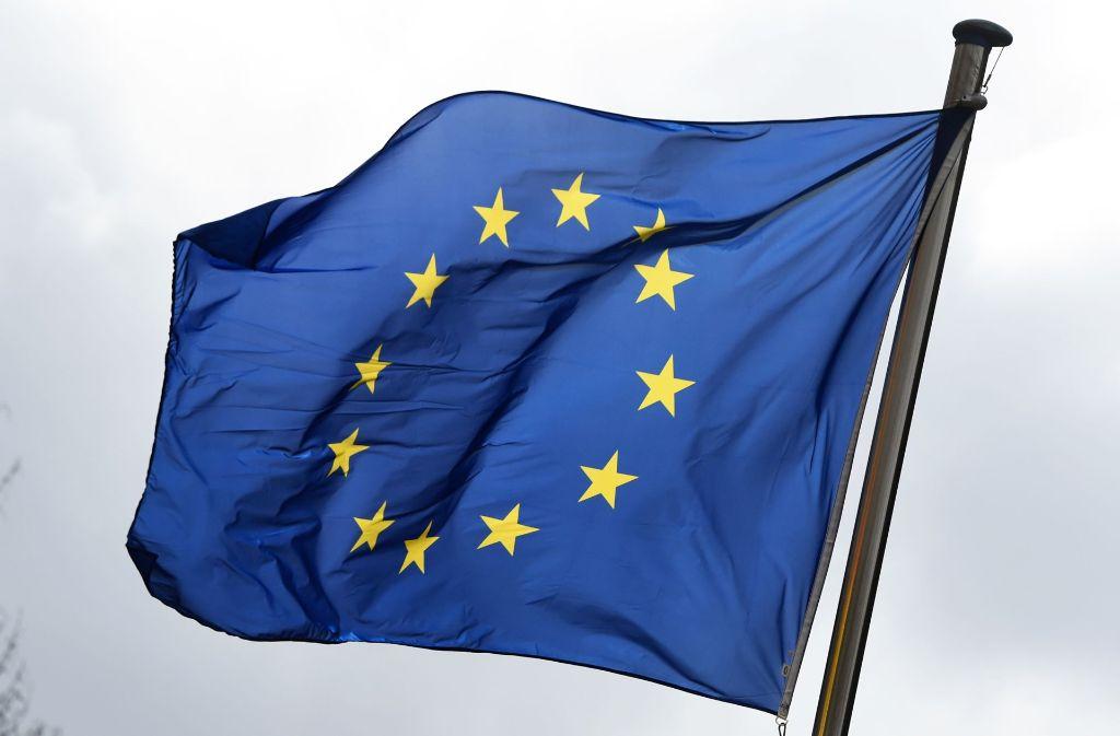 "Europa ist ""in"" Foto: dpa"