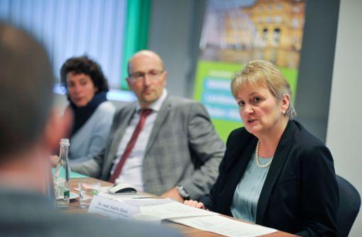 Neue Chefin für Ludwigsburger Gesundheitsamt
