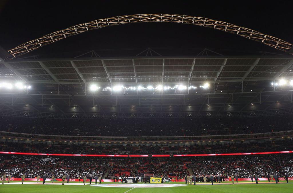 Das Finale findet am 12. Juli im Londoner Wembley-Stadion statt. Foto: Pressefoto Baumann/Hansjürgen Britsch