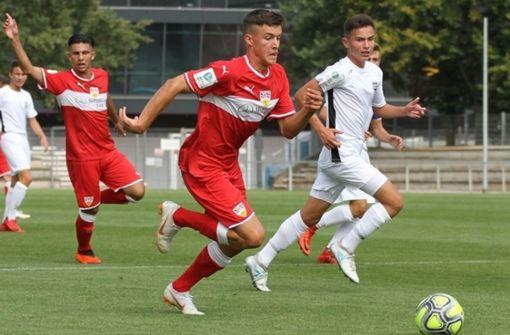 Liveticker: Der VfB empfängt die Stuttgarter Kickers