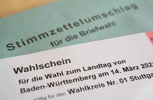 Deshalb nutzt die Briefwahl vor allem CDU und Grünen