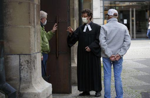 Kirche: Furcht vor den Corona-Folgen