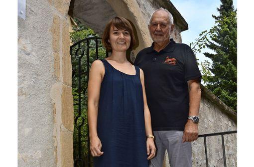 Die Wächter der Veitskapelle