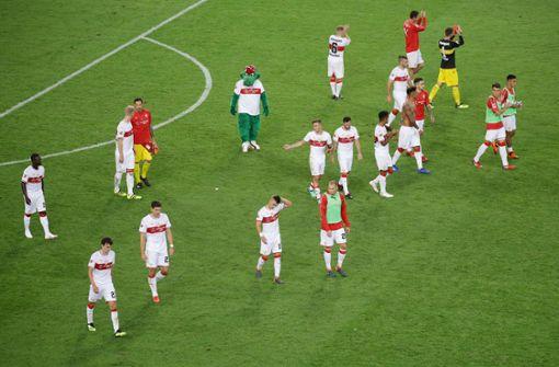 Der letzte Traumstart des VfB: Lang ist's her