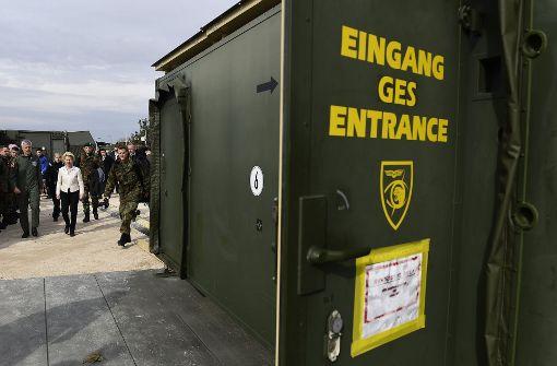 Merkel droht mit Abzug der Bundeswehr aus Incirlik
