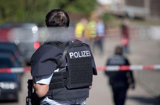 Polizei beendet Täter-Suche in Waldgebiet