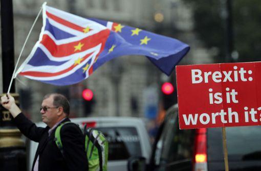 Bundesregierung wappnet sich für  harten Brexit