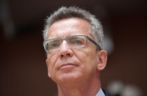 Warum Thomas de Maiziere 2015 eine Pandemie-Kommission aufgelöst hat