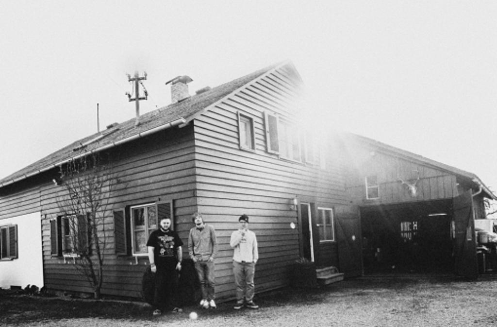 Die Betty Ford Boys sind am Wochenende im Freund und Kupferstecher. Foto: Veranstalter