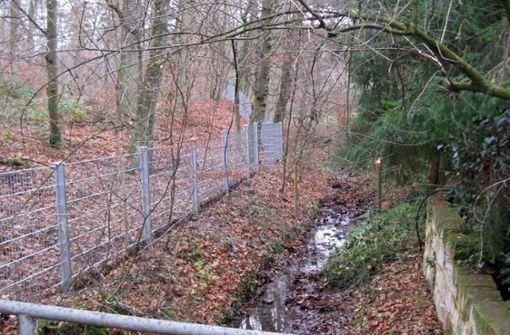 Illegaler Zaun nach sechs Jahren entfernt