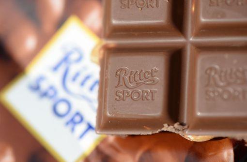 Vorsicht vor Spam-Mails mit Ritter Sport