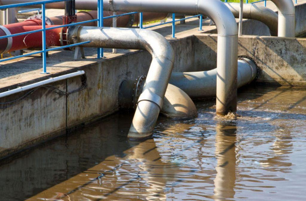 In Weissach müssen die Bürger künftig mehr fürs Abwasser bezahlen. Foto: Umweltbundesamt