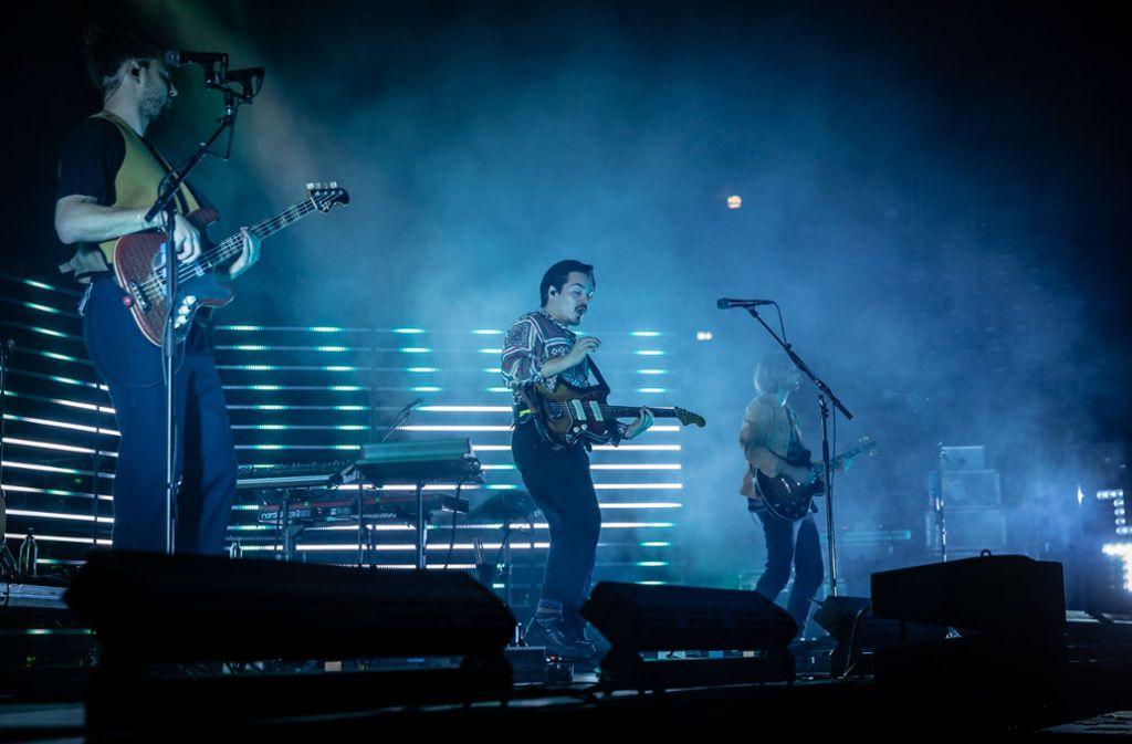 Zwischen Techno und Weltmusik – Milky Chance machen sich nicht viel aus Musikgenres. Foto: Lichtgut/Julian Rettig