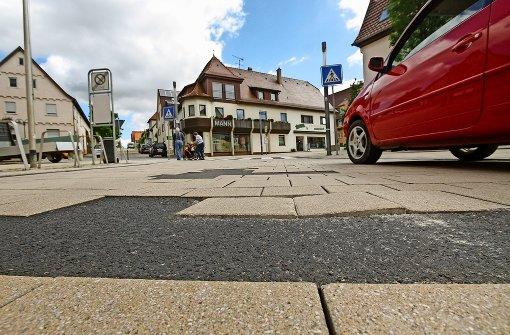 Perouser Straße: Wer hat hier gepfuscht?