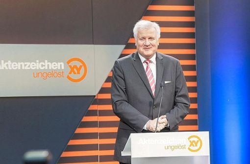Was passiert mit Horst Seehofer?
