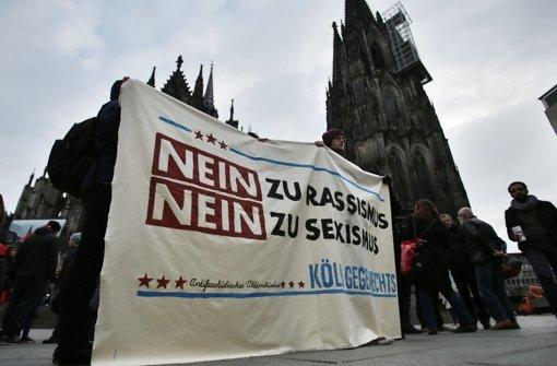 Die Vorkommnisse in Köln in der Silvesternacht treiben die Kölner auf die Straße. Foto: dpa