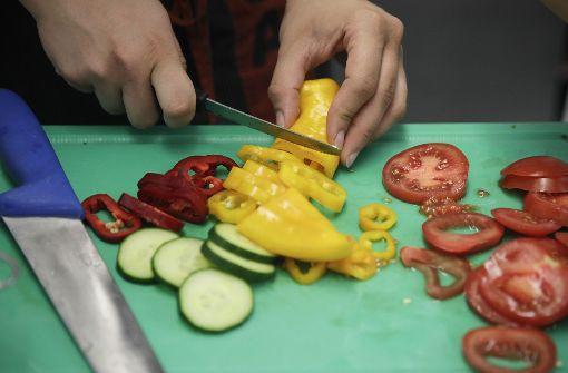 EU fördert gesundes Essen an Schulen