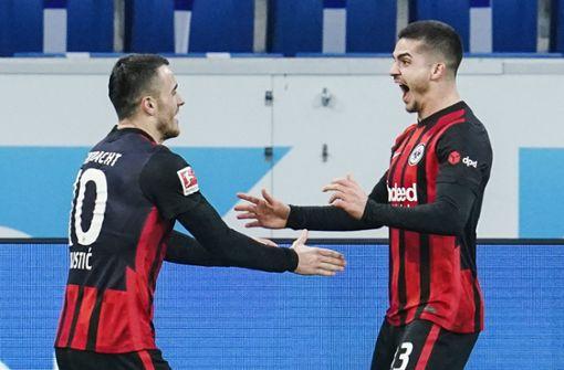 Starker Filip Kostic führt  Eintracht Frankfurt zum nächsten Sieg