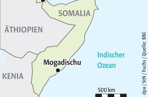 Tote bei Explosionen in Mogadischu