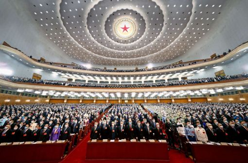 China plant seine  Zukunft
