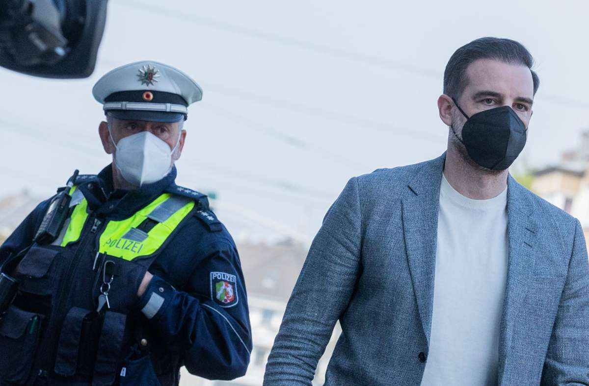 Christoph Metzelder wurde am Donnerstag verurteilt. Foto: dpa/Rolf Vennenbernd