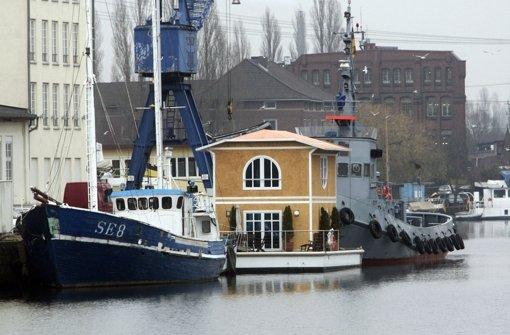 Pläne für Hausboote auf dem Neckar