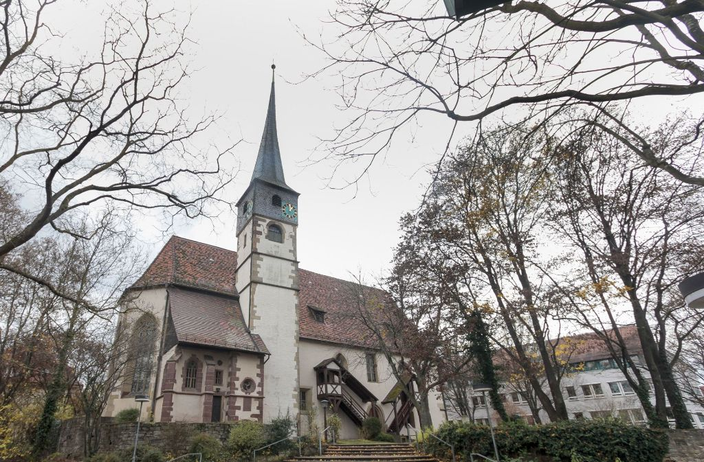 Die Konstanzer Kirche in Ditzingen kann zwar nicht verrückt werden – der Kirchenbezirk drumherum aber möchte mit dem in Vaihingen die Fusionsmöglichkeit ausloten. Foto: factum/Granville