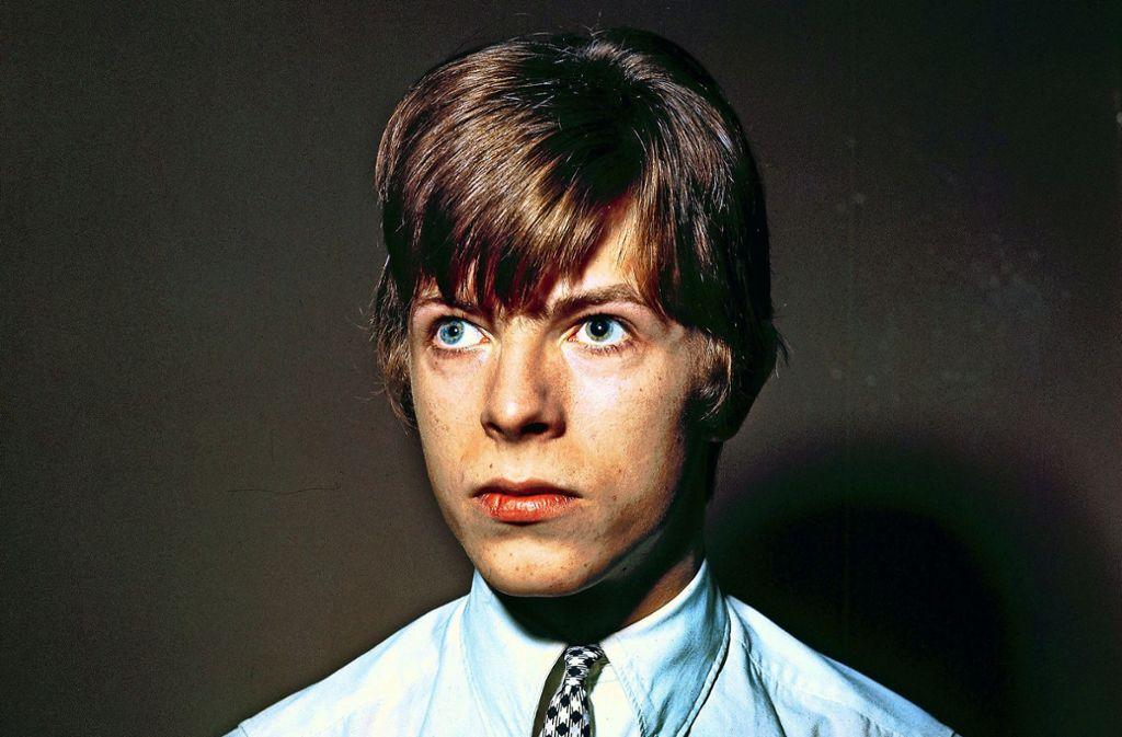 David Bowie im Jahr 1965 –  als er noch David Jones hieß Foto: Redferns/Getty Images