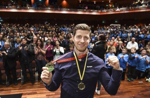 Europameister verlängert in Balingen