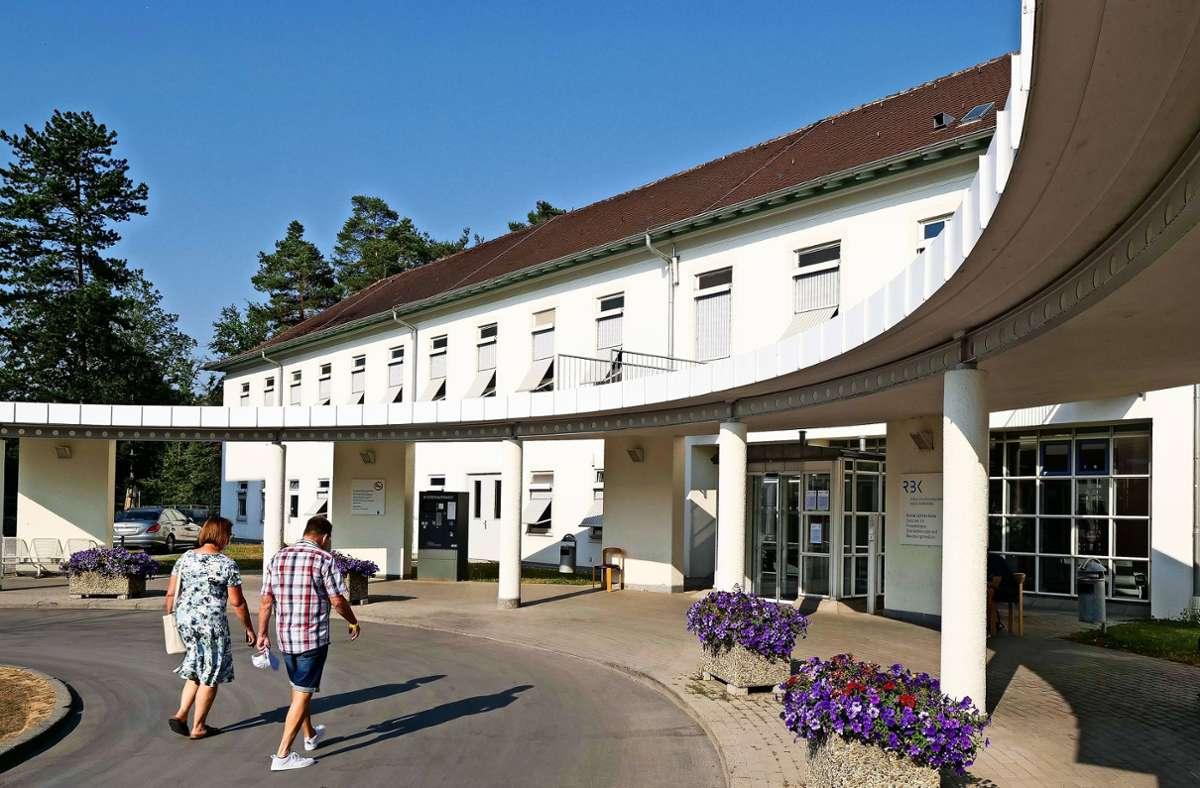 Die Tage der Lungenfachklinik  im Kreis Ludwigsburg sind gezählt. Foto: factum/Simon Granville