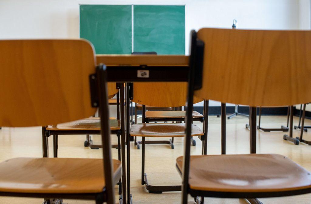 Die Schulen in Deutschland bleiben wegen des Coronavirus noch geschlossen. (Symbolbild) Foto: dpa/Klaus-Dietmar Gabbert