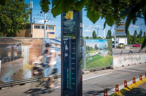 Reichen 6,5 Millionen für Radwege?