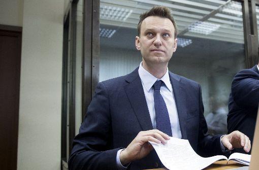 Moskauer Gericht verurteilt Kremlkritiker zu Arrest
