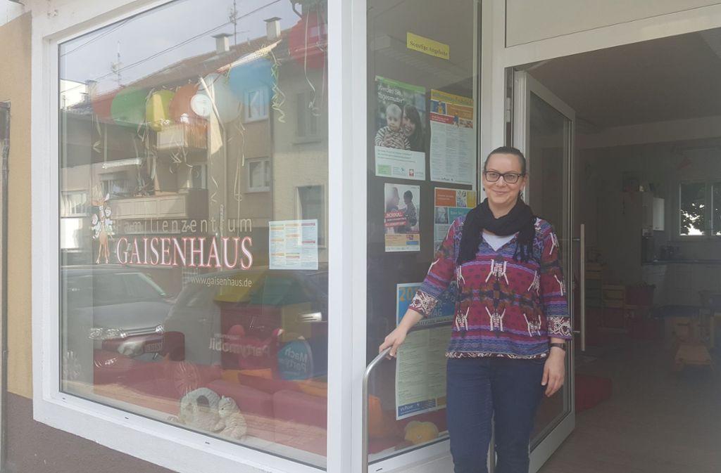 Katharina Ockert arbeitet seit Juli fest im Gaisenhaus. Foto: Caroline Friedmann