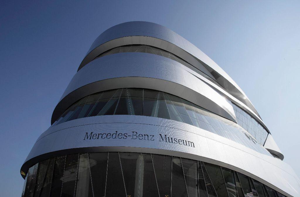Bei der 24. Social Media Night im Stuttgarter Mercedes-Benz-Museum dreht sich alles um Trickfilm-Animation, Vertrieb und Festivals. Foto: Daimler