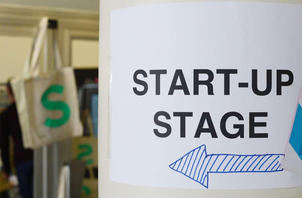Corona-Unterstützung für Start-ups (Symbolbild) Foto: dpa/Jens Kalaene