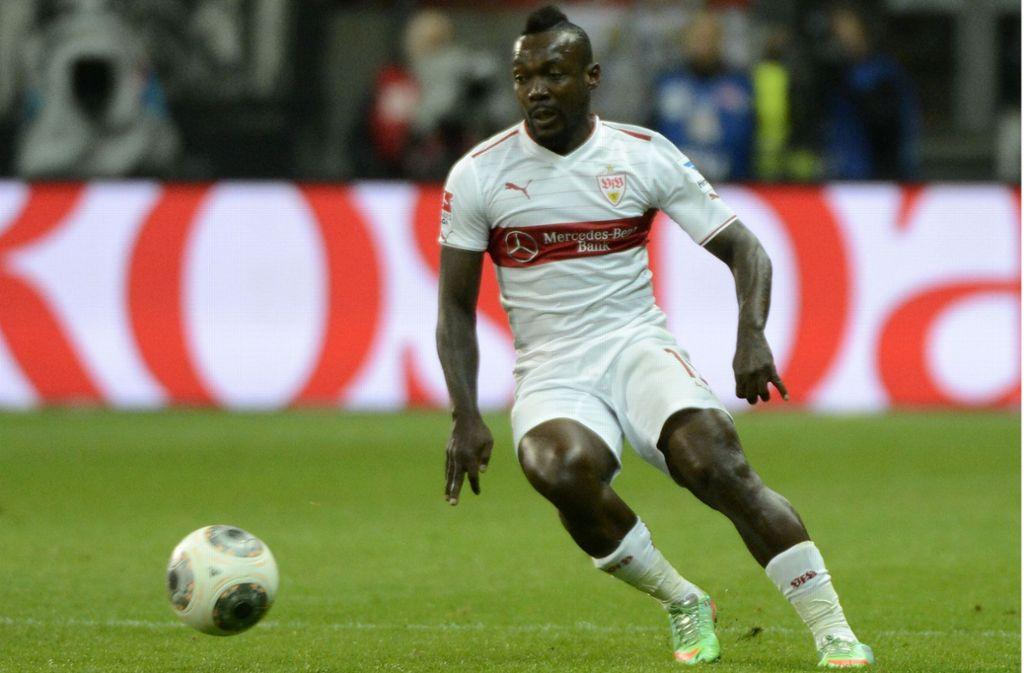 Arthur Boka spielte von 2006 bis 2014 für den VfB Stuttgart. Foto: Bongarts