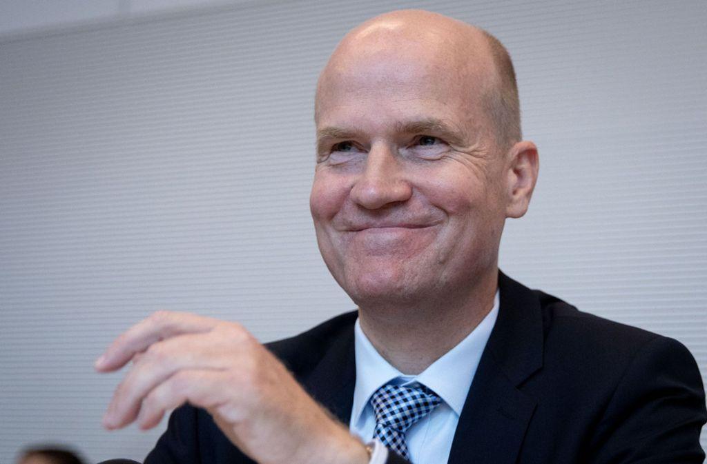 Nach dem Willen von Ralph Brinkhaus soll die Unionsfraktion selbstbewusster auftreten. Foto: dpa