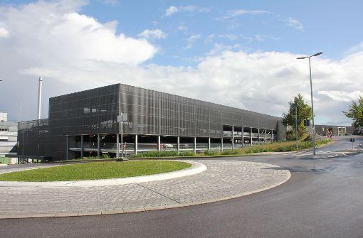 Bosch baut Parkhaus für 12,7 Millionen Euro