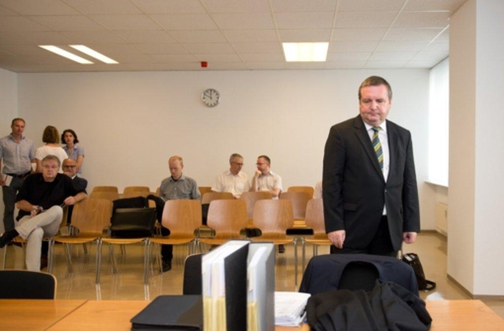 Stefan Mappus fordert in der EnBW-Affäre Kostenerstattung vom Land. (Archivfoto) Foto: dpa