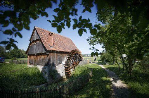 Mühlentag im Schwäbischen Wald