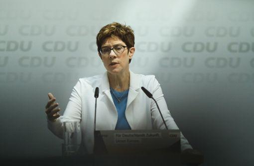 Die CDU hat Angst vor den jungen Wilden