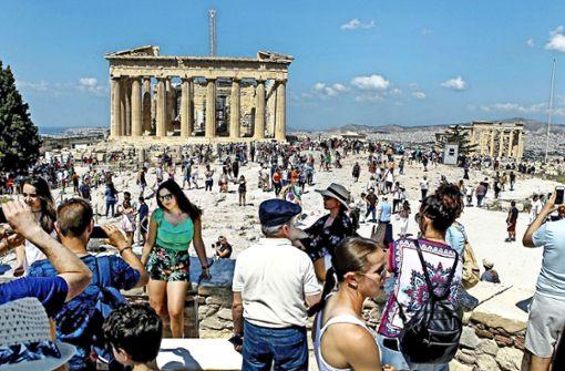 Griechenland ist wieder auf Wachstumskurs