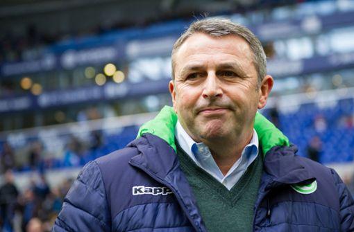 Klaus Allofs for DFB-Präsident?