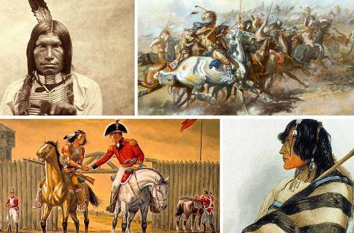 Zehn Dinge,... die Sie über Indianer wissen sollten