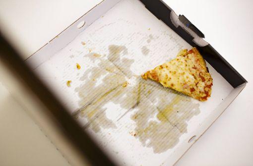 Kommunen fordern Pfandpflicht für Pizzakartons